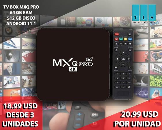 TV BOX 32 MAY